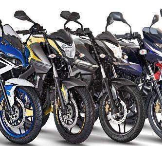 Tipos o modelos de motos
