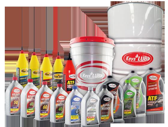 Tipos de lubricantes para vehículos