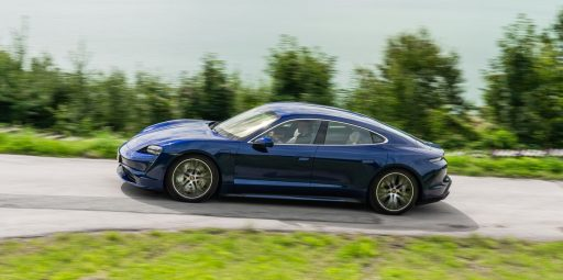 porsche autos elétricos más rápidos