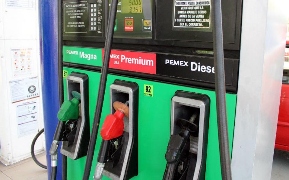 diesel es más barato que la gasolina