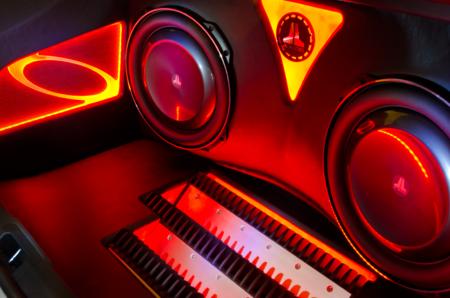 audio tunning