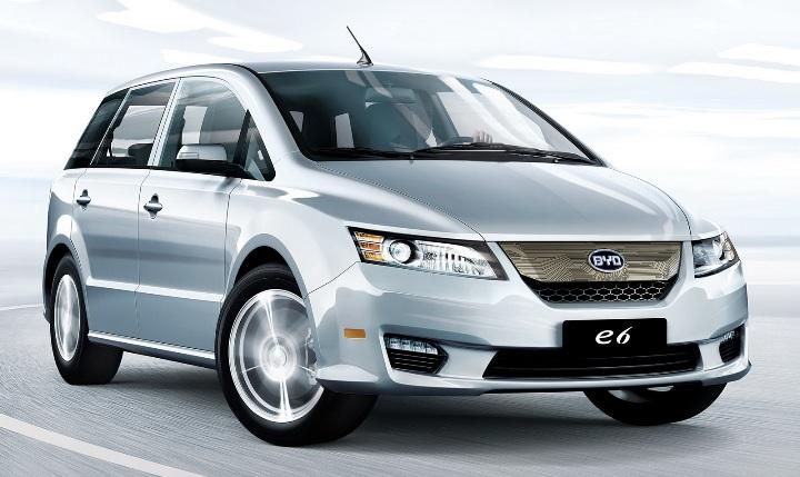 Modelos de automóviles más populares el E6