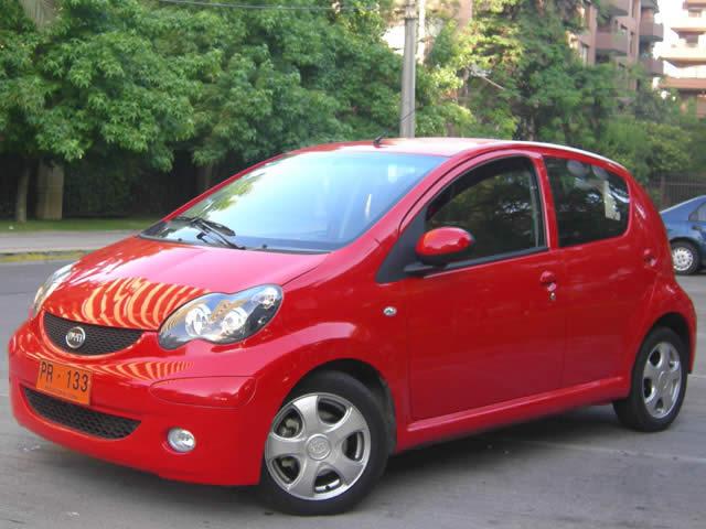 BYD auto F0