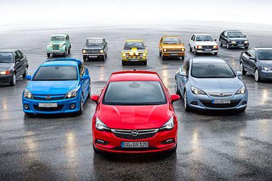 Opel Historia